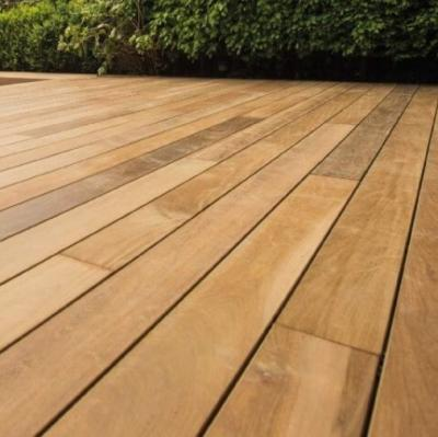Ipe decking boards 1.9 x 14.0 cm