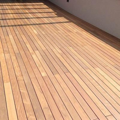 Ipe decking boards hardwood 2.1 x 14.5 cm